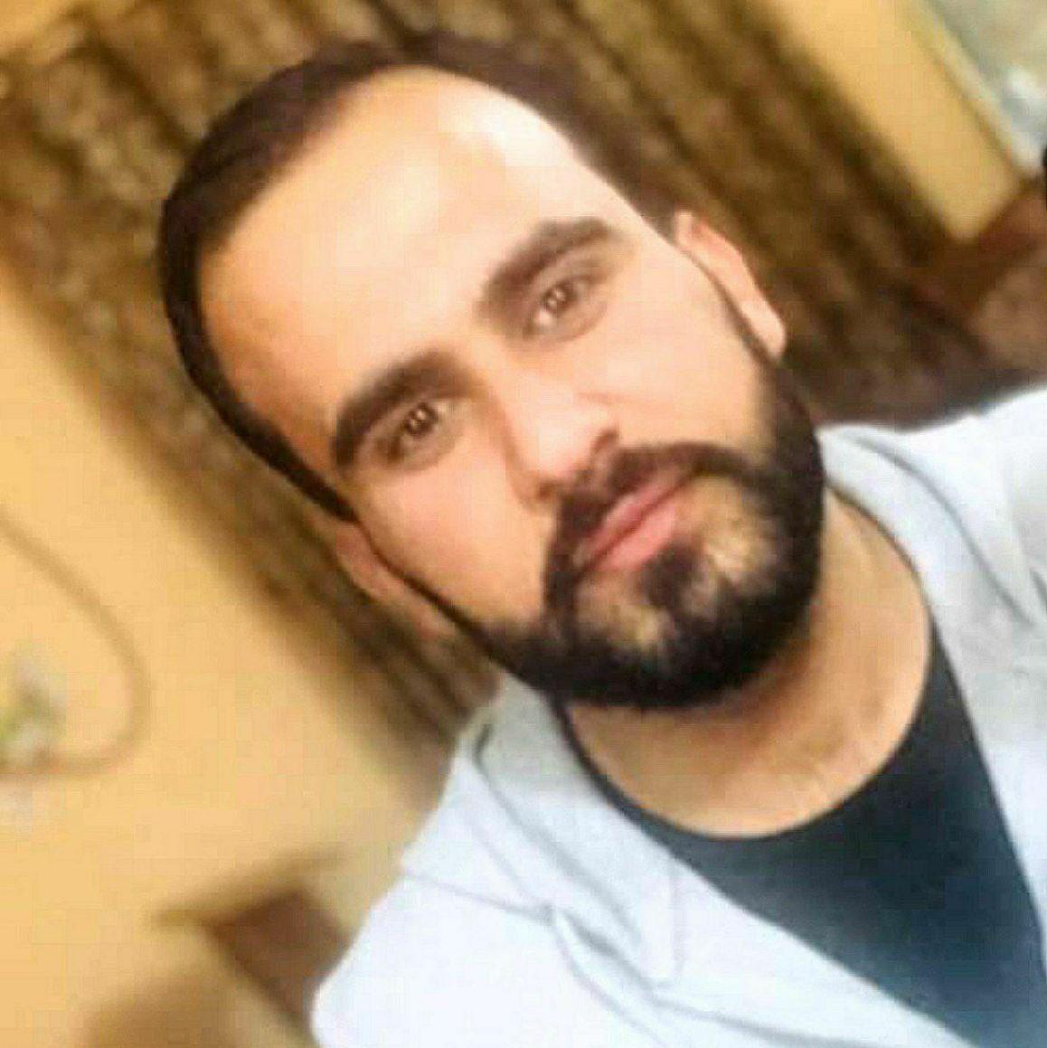 صورة الأستاذ حمزة الجابري