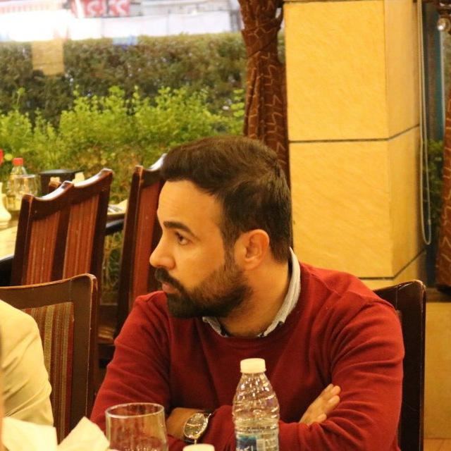صورة الأستاذ عصام الشمري