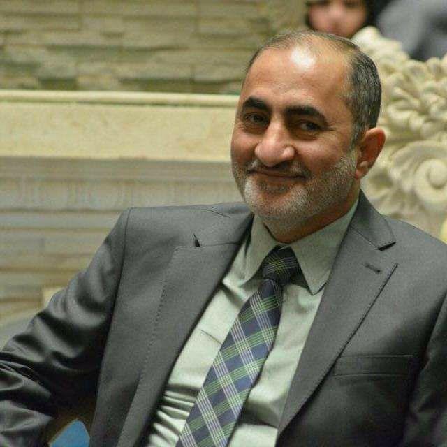 صورة الأستاذ كاظم نكيش