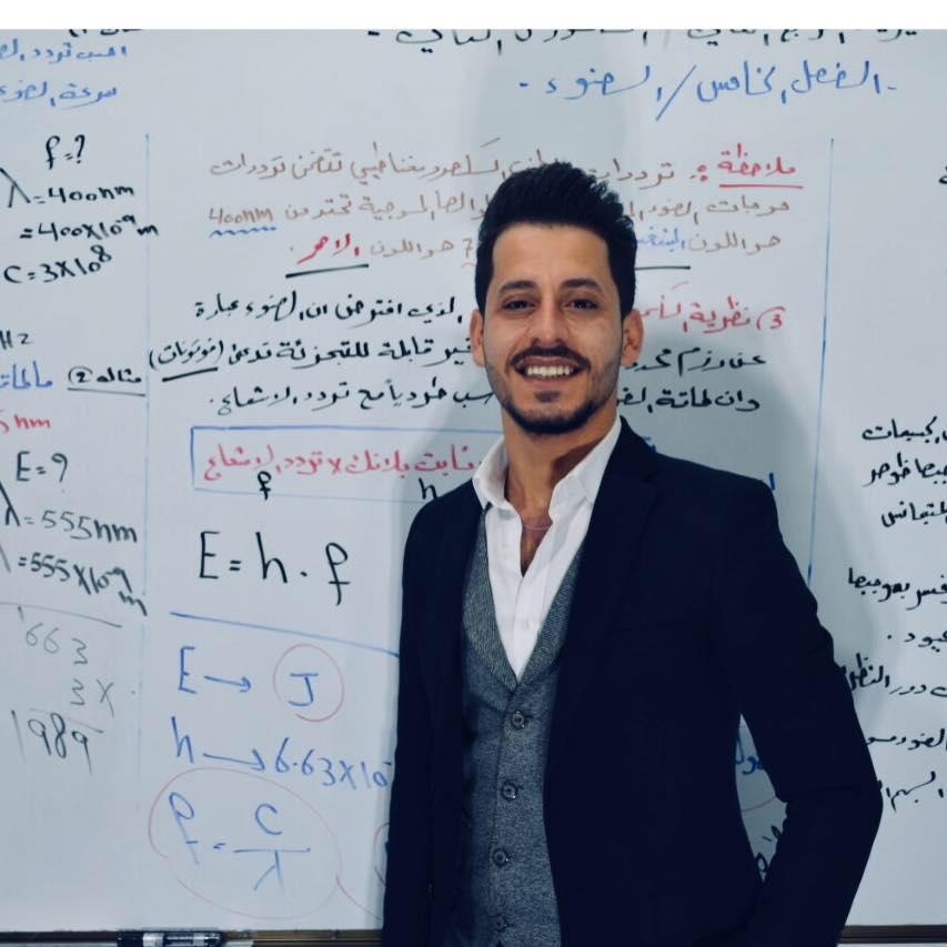 صورة الأستاذ علي السوداني