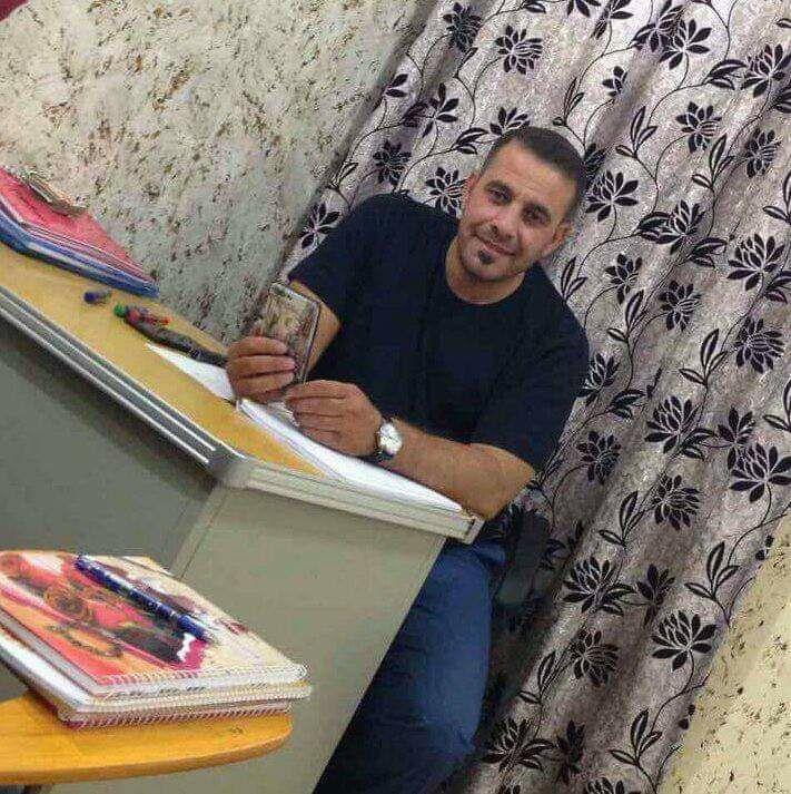 صورة الأستاذ أحمد النُّعيمي