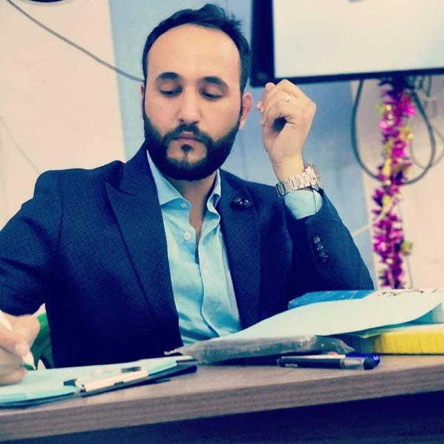صورة الاستاذ حسين الهاشمي